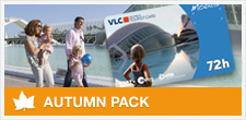 72-hour Valencia Tourist Card and Entry to the Oceanogràfic, Science Museum  and Hemisfèric