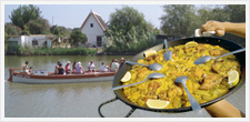 Boat trip and Paella in the Albufera