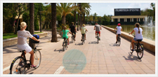"Valencia Bike Tour ""Green&Blue bike tour"""