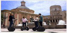 Guided Tours around Valencia with Segway Trip