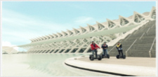 Guided Tours with Segway Valencia
