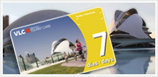 7-day Valencia Tourist Card without transport