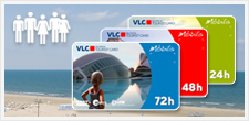 GROUPS Valencia Tourist Card 24, 48 or 72 hours